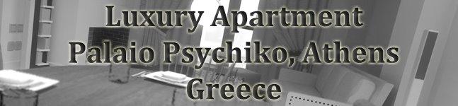 Luxury apartment in Palaio Psychiko, Athens, Greece