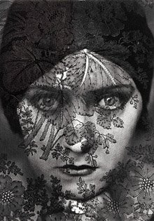 Edward Steichen's portrait of Gloria Swanson