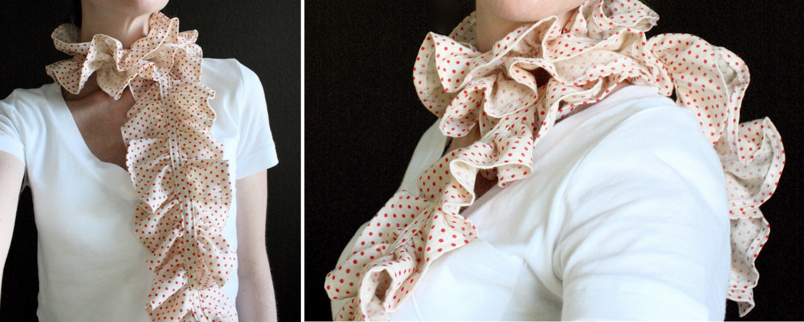 Knitting Summer Scarves : Summer scarf made everyday