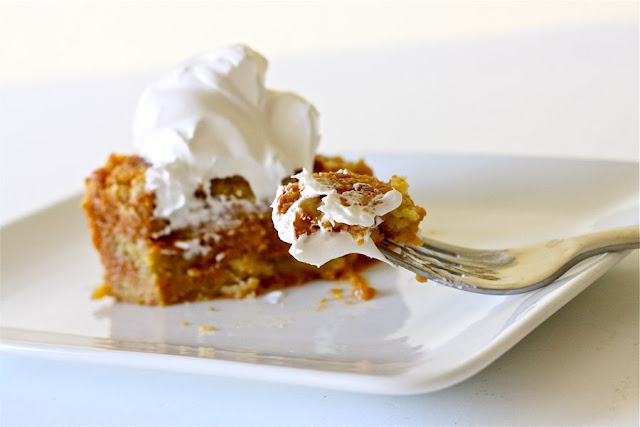 Pumpkin Cake - Recipe @ MADE