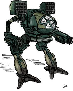 Mechwarrior  Mad Dog Missile Glitch Cpugrab
