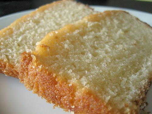 Another version of lemon bread by little blue hen @ flickr