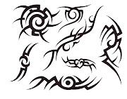 Tribal Art Tattoo Design. tribal tattoo design. Newer Post Older Post Home