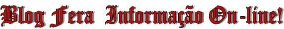 Blog fera informação on-line!