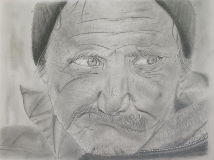 Homeless man #2
