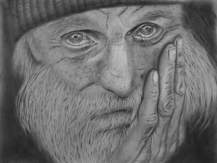 Homeless Man #5