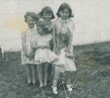 Belinda, Mary, Felita, Pauline & Beverly. Click for larger image.