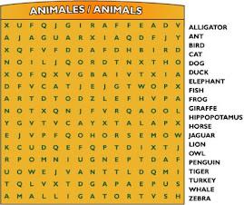 ANIMALS / ANIMALES