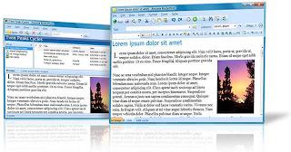 Rocket Post Blogger Desktop Application