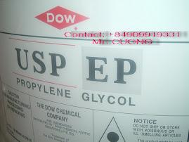 PROPYLENE GLYCOL ( industrial & USP grade)