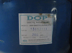 DOP, DIOCTYLPHTHALATE ( Ha do PVC..)