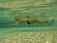 apprendre à nager dos crawlé