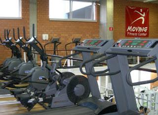 Primerose fitness center / Moving fitness center