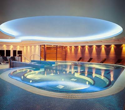 David Lloyd piscine bruxelles