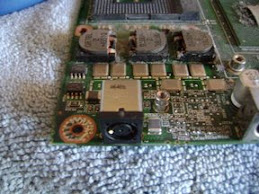 Dell Inspiron 1150 DC Jack Repair