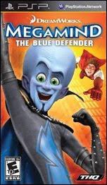 Megamind: The Blue Defender - PSP ISO