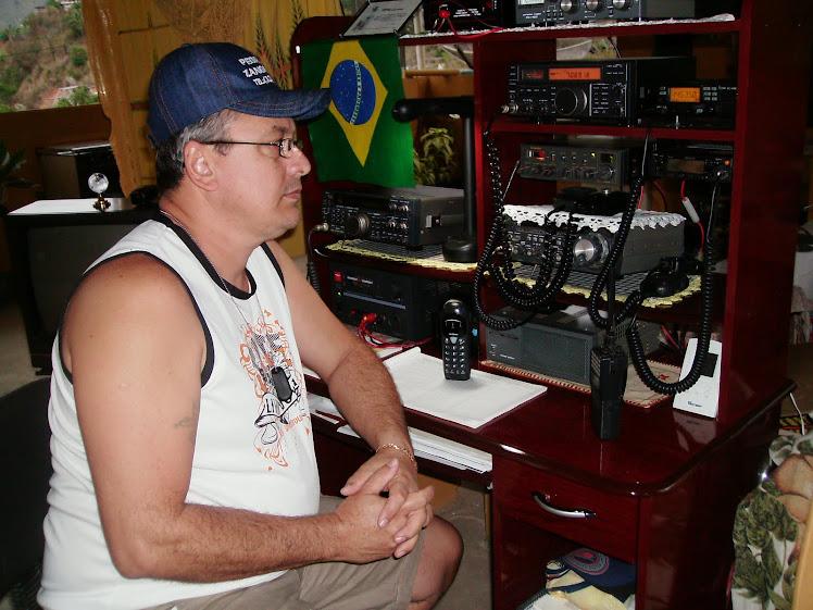 ESTAÇÃO DE RADIOAMADOR -  PU4-TAM - CARANGOLA  -MG