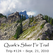 Quarks Silver Fir Hike