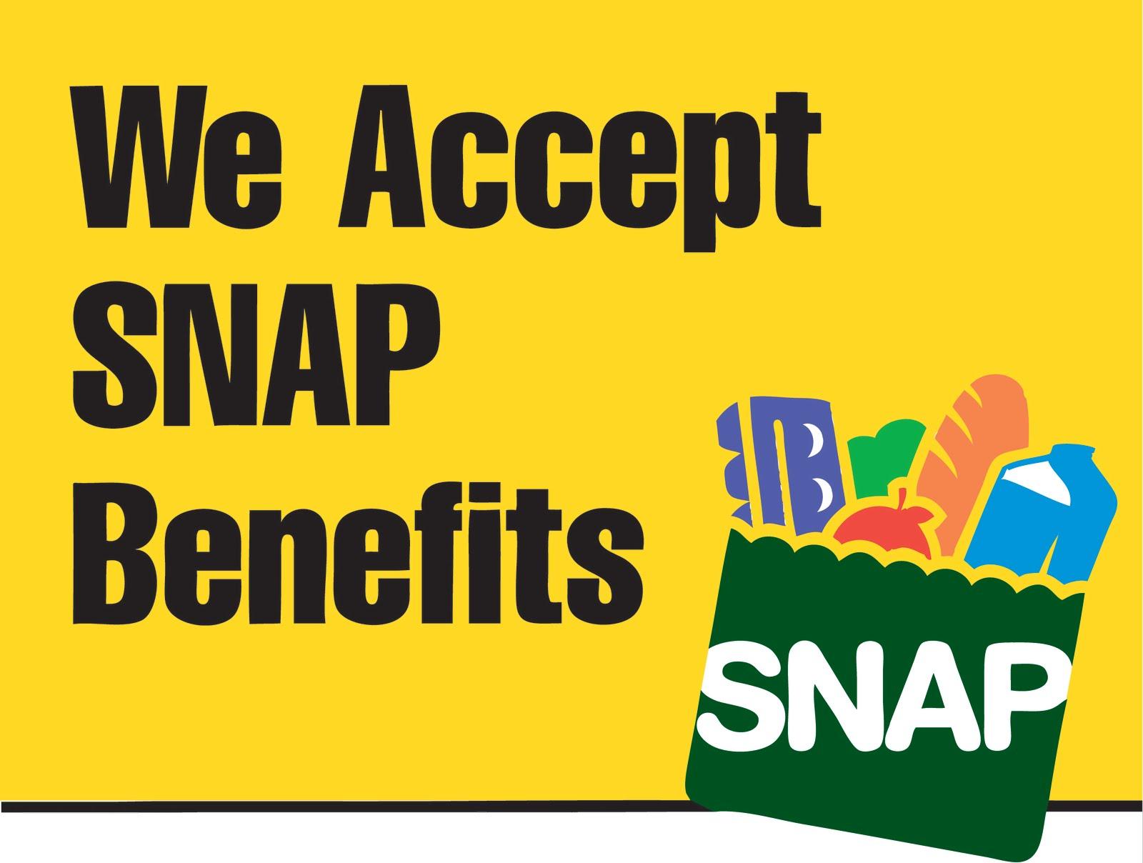Snap Food Stamp Card