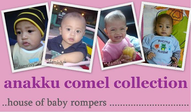 Anakku Comel Collection