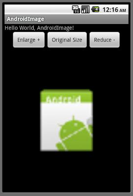 利用Matrix類對位圖(bitmap)進行放大和縮小