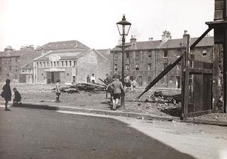 Green Street Calton 1950s
