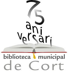 75 ANIVERSARI DE LA BIBLIOTECA DE CORT