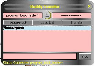 Buddy Transfer