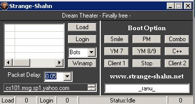 Strange-Shahn - Yahoo boot