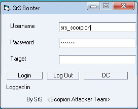 Yahoo SrS Booter