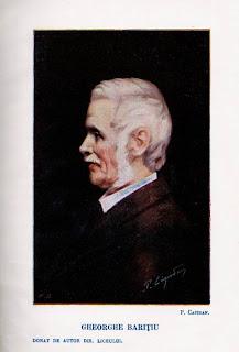 Portret G. Bariţiu