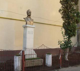 statuie George Bariţiu