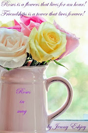 """Roses in Mug Award"" for all my friends who following my posts..."