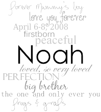 Noah's Hope Collage