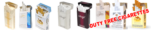 DutyFree Cigarettes