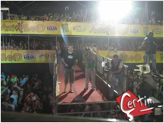 Carnagoiânia 2007 - Camarote Axé Band Folia