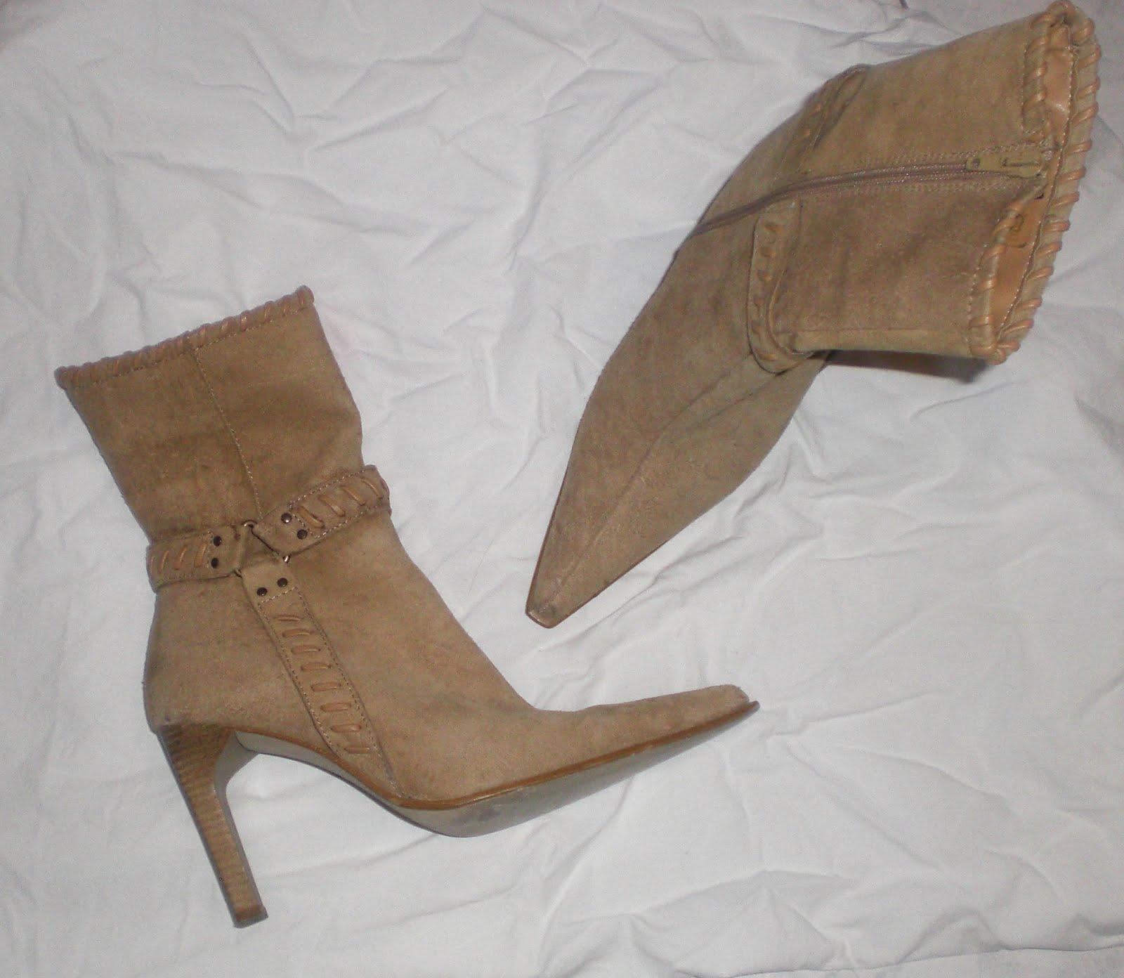 Miss coco vide son dressing montpellier h rault 34 bottes en daim bata taille 38 - Vide dressing montpellier ...