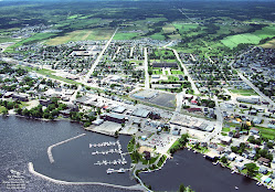ma ville Roberval lac st-jean
