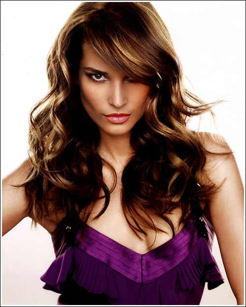 curly hairstyles with bangs. curly hairstyles with side bangs
