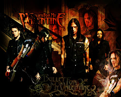 BULLET FOR MY VALINTINE