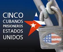 Liberdade para os cubanos presos pelo império!
