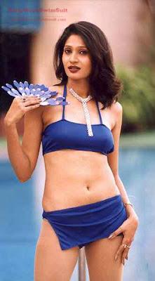Indian model Kavita verma