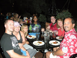 Dinner at the Blue Bayou