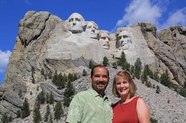 Mt. Rushmore...