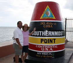 Don & Sandi in Key West