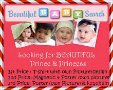 """ BEAUTIFUL BABY SEARCH CONTEST ""Looking for Beautiful Prince and Princess"""