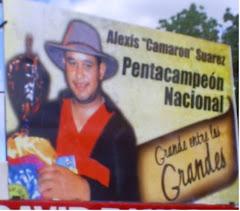 "ALEXIS ""CAMARÓN"" SUÁREZ"