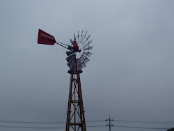 Wind Pump for Underground Water