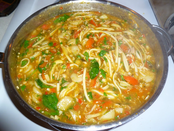Diva In The Kitchen: Pork and Vegetable Broth