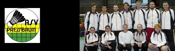 ASV Pressbaum Badminton